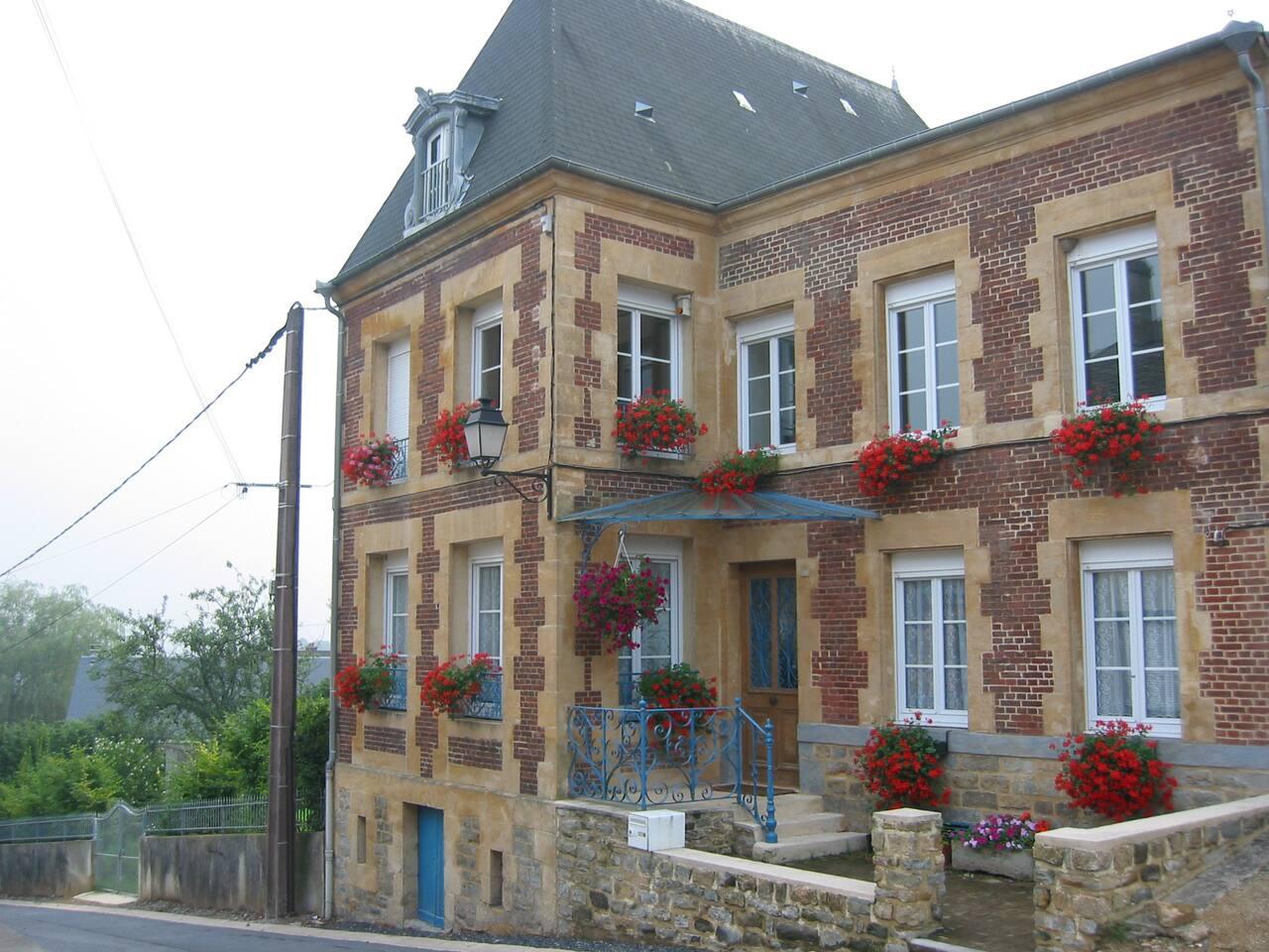 Rimogne, proche Charleville-Mézières
