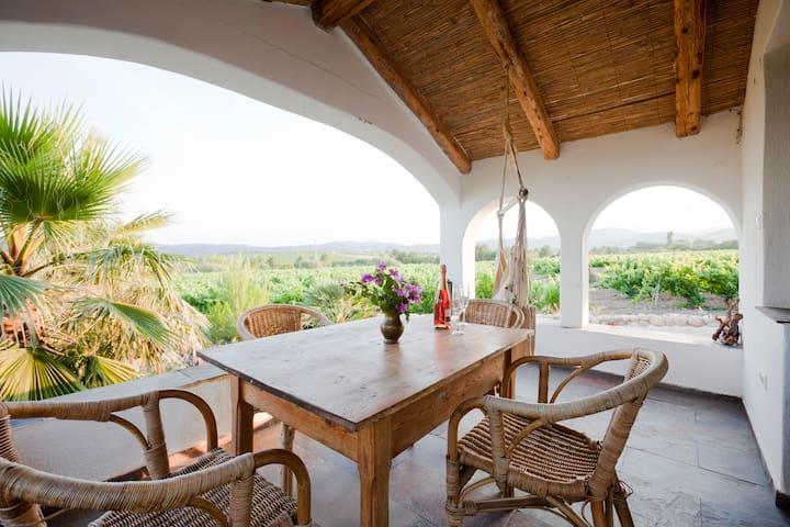 Cal Pau Cruset - Casa Moscatel - Torrelles De Foix - Casa