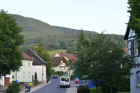 Discover the Swabian alps - Eschenbach