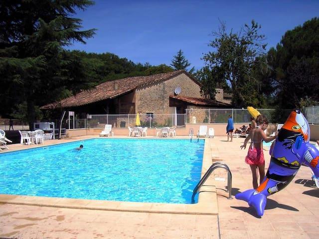 Dordogne Resort - villa 4 pers. - Gavaudun - Casa