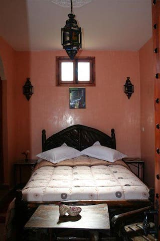 Double room Giranium   - Ourika - Bed & Breakfast