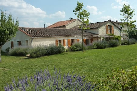 Gite near Cordes and Albi with pool - Noailles - Rumah