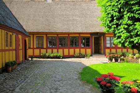 Old farm in the middle of Denmark - Nyborg - Bed & Breakfast