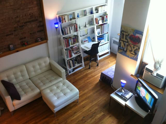 Beautiful loft in trendy Harlem! - New York - Loft