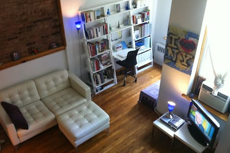 Beautiful loft in trendy Harlem! - New York