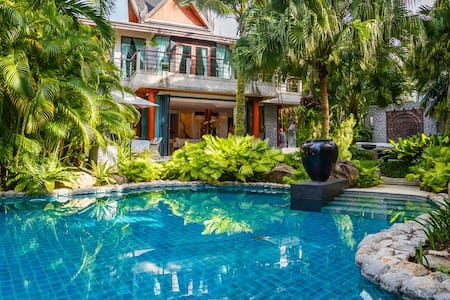 5br Villa in the Garden, Surin Beach, 30% discount