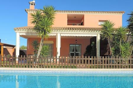 Magnífica Villa para 8-11 personas - El Puerto de Santa María