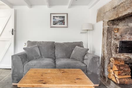 Cosy Traditional Granite Cottage at the Edge of Bodmin Moor
