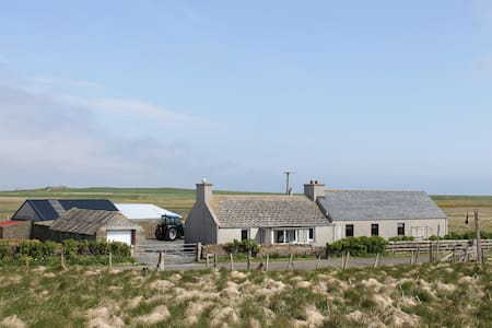 West Langamay B&B  Sanday - perfect peace & quiet