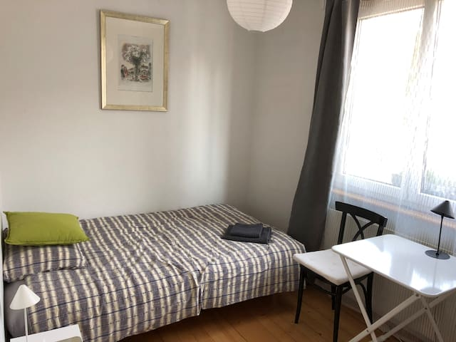 Cozy guestroom in my house / Close to Baselcity