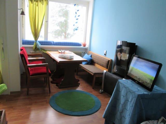 Schönes 1-Zi.- Appartement im Schwarzwald - Baiersbronn - Huoneisto