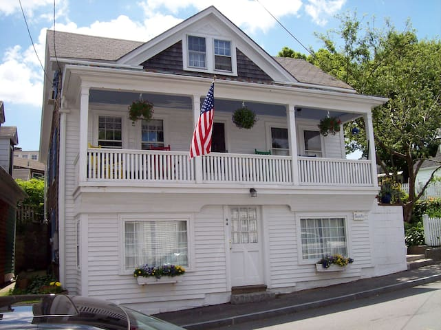 Seaside Gardens budget guest room or suite - Rockport - Bed & Breakfast