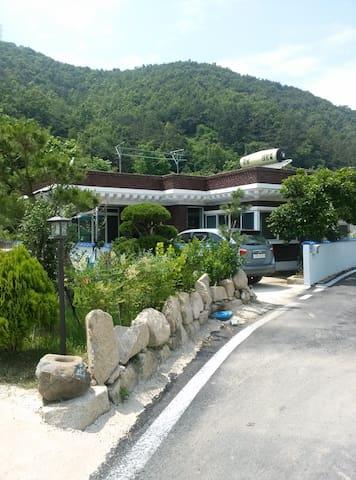 텃밭있는 전원주택 즐기기