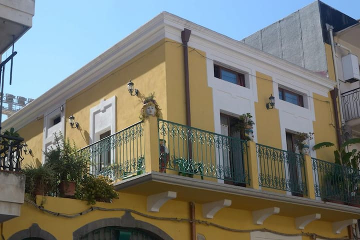 B&B Villa Felice Giardini Naxos Violet Room
