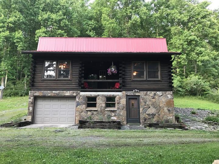 Wild Cherry Cabin