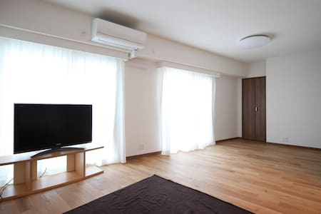 Large Private Apt, Newly Renovated! - Appartamento