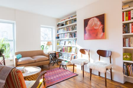 bright and stylish duplex - Brooklyn - House