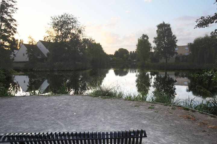 Lac du chateau