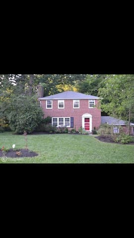 Beautiful house in the suburbs near Baltimore - Pikesville