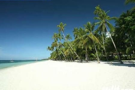Island-pool studio, near beach, Panglao island - Panglao Island - B&B