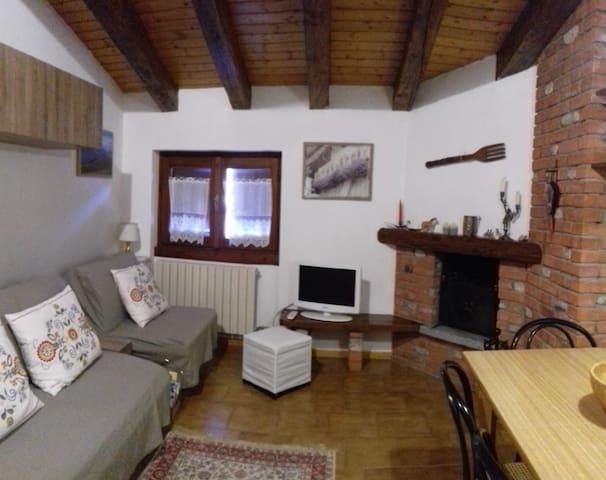 La casa di Annalisa e Marco