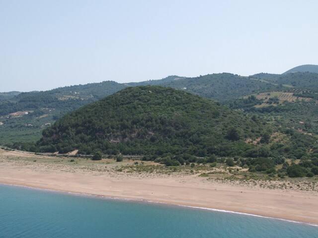 Vounaki Hill - The Beach
