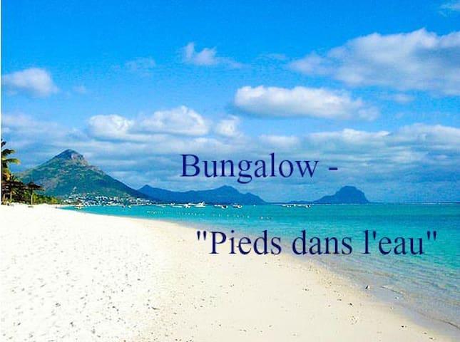 Appartement de plage vis-a-vis à la mer