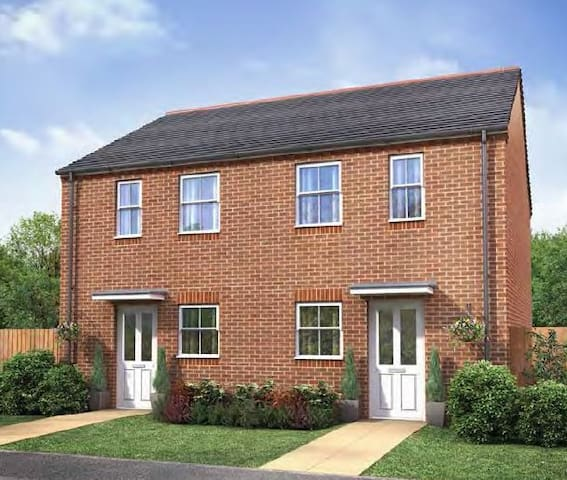 White Willow Park - Coventry - Hus