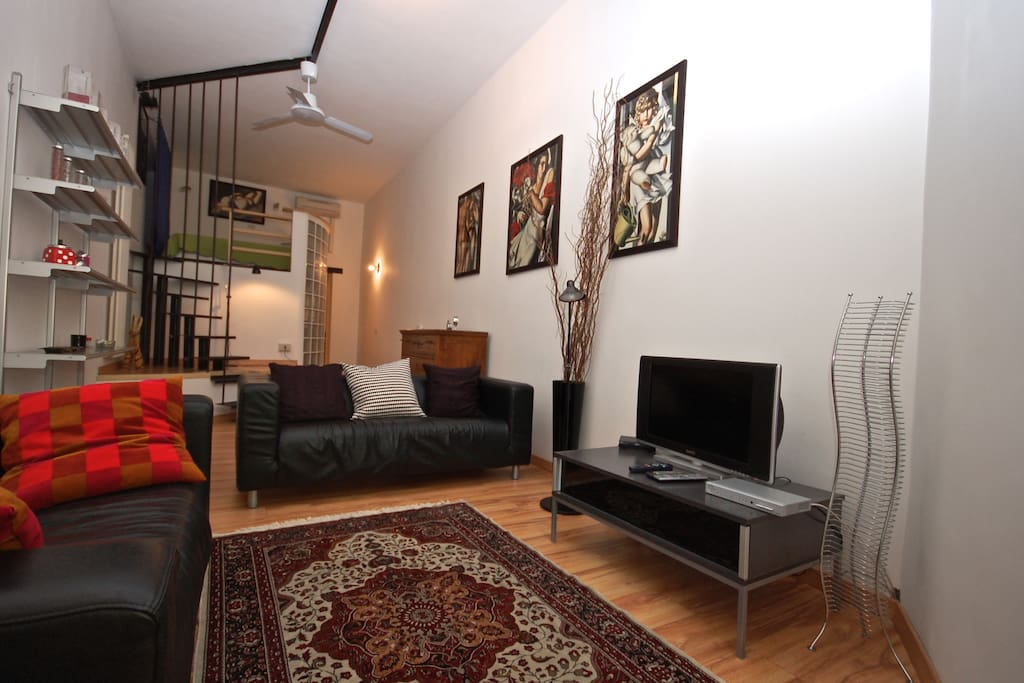 Trastevere Terrace Apartment