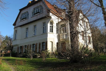Villa am Wald - Gera - Lejlighed