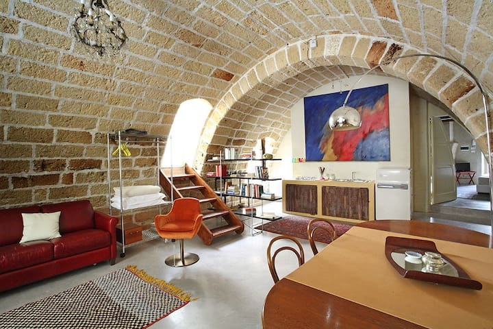 Luxury loft in historic dwelling  - Galatina - Loft