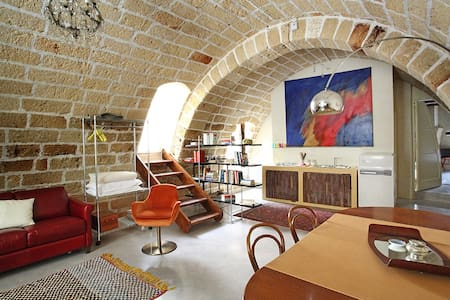 Luxury loft in historic dwelling  - Galatina