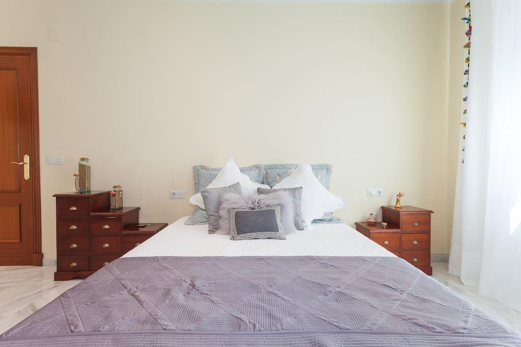 Dormitorio (Cama de 1,5 m)