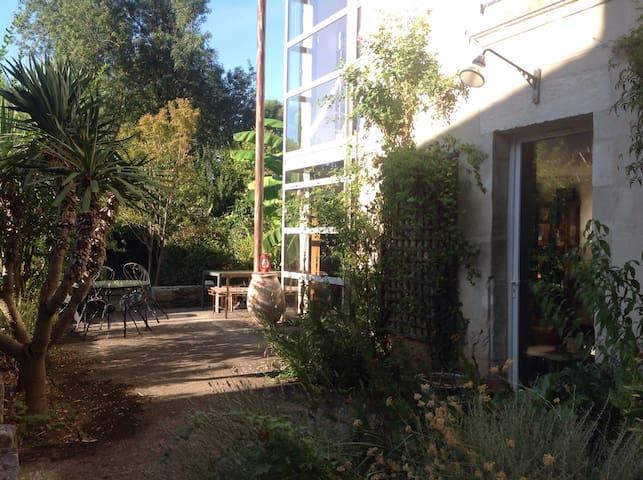 2 Chambres, 1 petit coin au bord de l'eau - Poitiers - Bed & Breakfast
