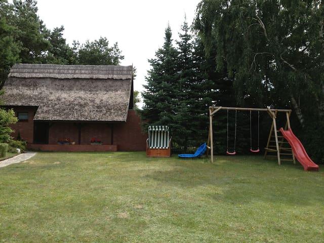 Ferienhaus in Ückeritz auf Usedom - Ückeritz