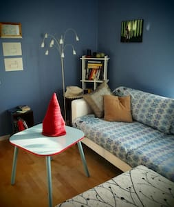 Charming house with much more (1p) - Tromsø - 独立屋