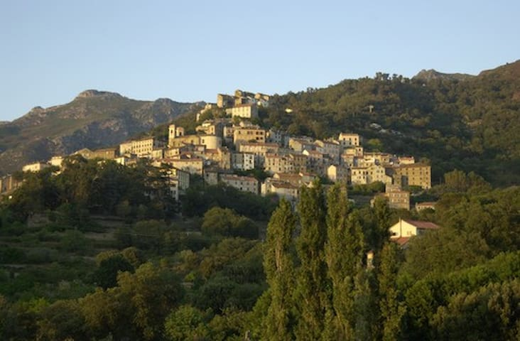 RENTAL HOUSE T4 for 6/8 people - Poggio-d'Oletta - Casa