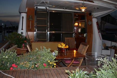 boat&breakfast magiva portocervo costasmeralda - Bot