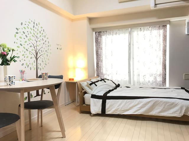 80%OFFSHINJUKU 3M Perfect Location Relax and Cozy - Shinjuku-ku - Flat