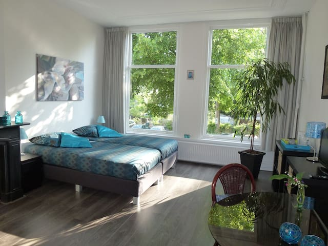 Charming rooms close to the centre of Delft