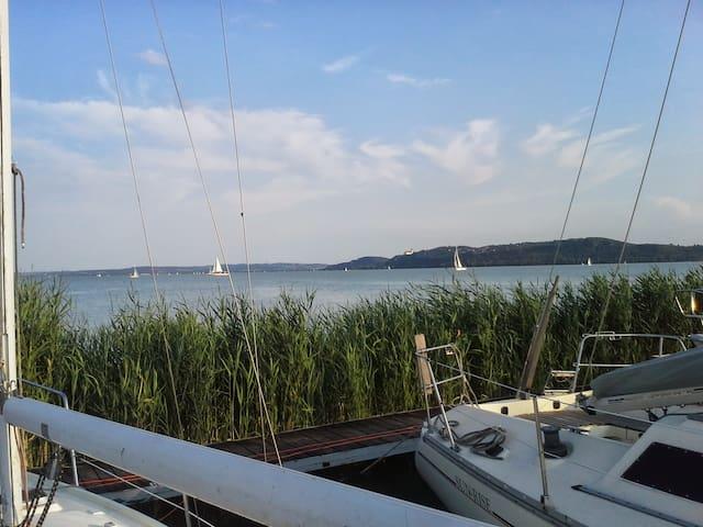 Balatonfüred Sailboat  - Balatonfüred - Tekne