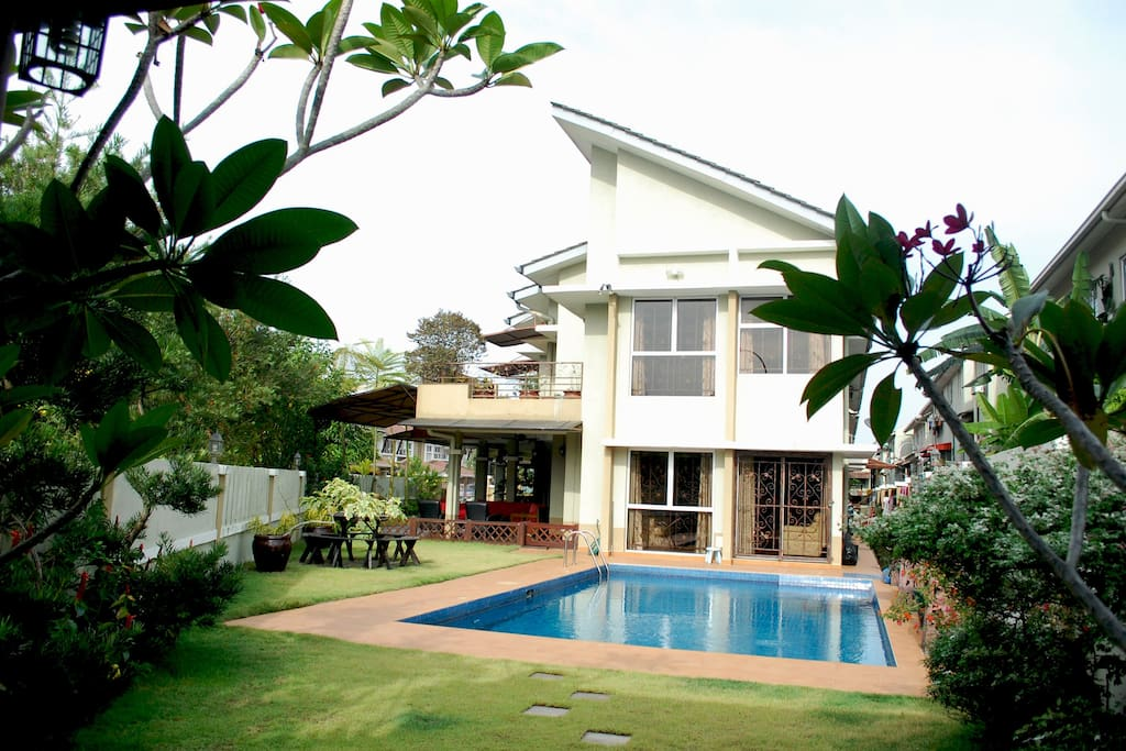 Spacious Pool Villa Near K Lumpur Houses For Rent In Kuala Lumpur Federal Territory Of