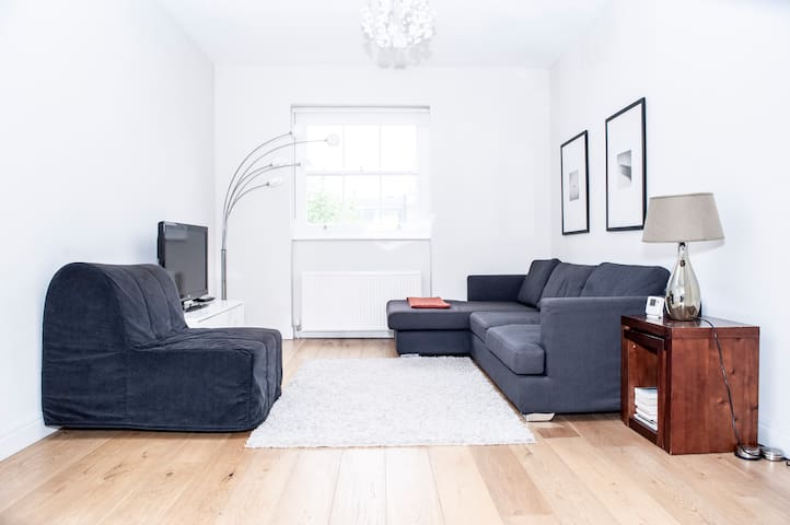 CHARMING 2bed APT - Hyde Park - PRIVATE BALCONY