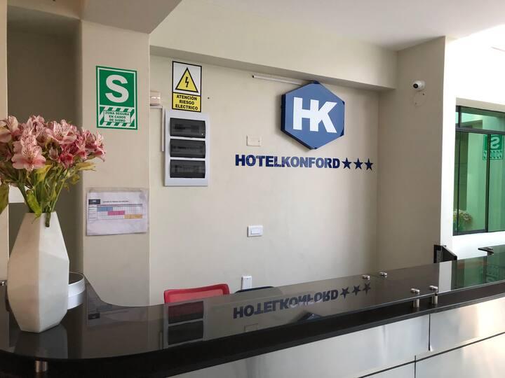 HOTEL KONFORD