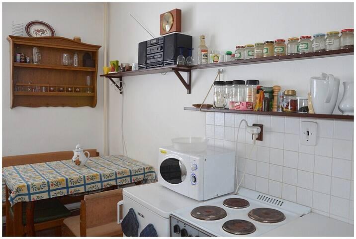 ubytování pod Černou horou 2 - Janské Lázně - Rumah
