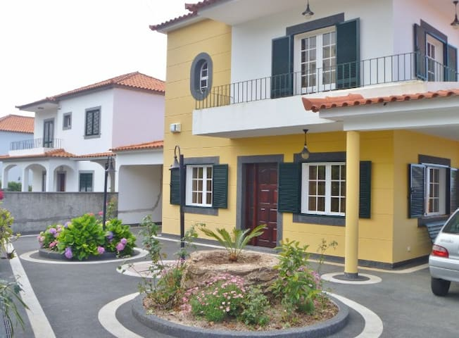 Large family house in Funchal
