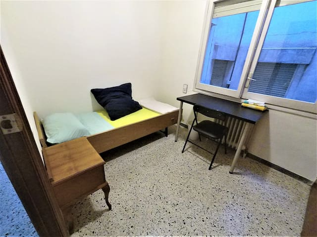 Habitación perfecta para estudiantes
