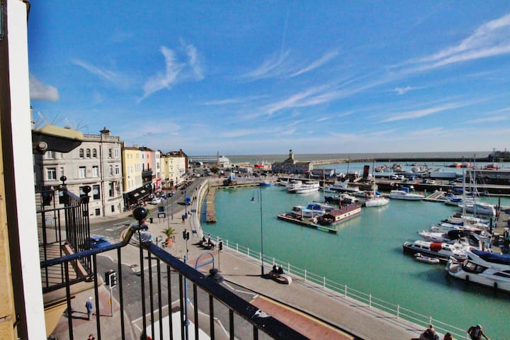 Harbour View Apartment - Ramsgate - Appartement