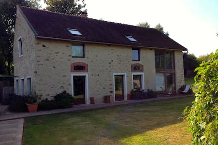 Country house near DisneyLand Paris - Saint-Rémy-la-Vanne - 一軒家