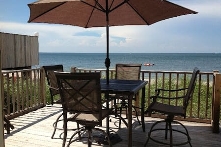 3br Shore Beach House North Fork - Wading River - Casa